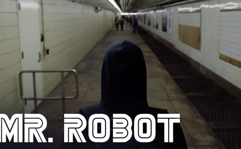 Mr. Robot | Staffel 1, Folge 1 in a nutshell