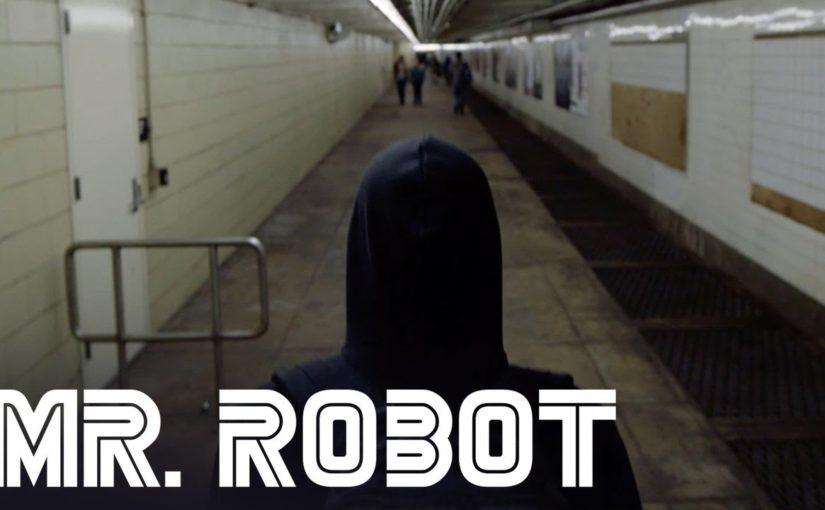 Mr. Robot | Staffel 1, Folge 1 in a nutshell