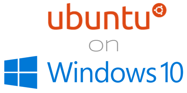 Ubuntu + Windows + .dotfiles
