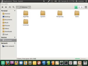 MoonOS_filesystem